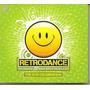 Cd Duplo - Retro Dance - The Dj