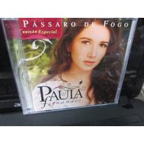 Paula Fernandes, Cd Pássaro De Fogo Ed.especial, 2010