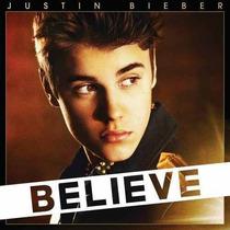 Dvd + Cd Justin Bieber - Believe (versão Deluxe) Lacrado