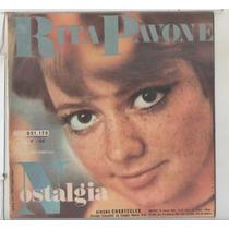 Compacto Vinil - Rita Pavone - Zucchero - 1969 - Chantecler