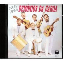 Cd Demônios Da Garoa - Esses Divinos - Original Copacabana