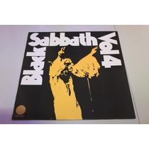 Black Sabbath - Vol 4 Lp Importado Colorido Ozzy Led Purple