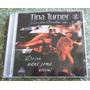 Cd Tina Turner - Live In Barcelona - Duplo.