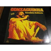 Lp Gonzaguinha, Cavaleiro Solitário, Ao Vivo C/ Encarte 1993
