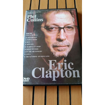 Dvd Eric Clapton. Part. Espec. Phil Collins. Original