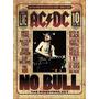 Dvd Ac/dc No Bull The Directors Cut (dvd Novo E Lacrado)