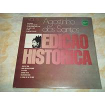 Lp Vinil Agostinho Dos Santos Edição Histórica Vol 5 1974
