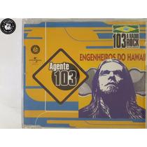 Cd Promo Engenheiros Do Hawaii Surfando Karmas E Dna - E8