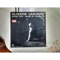 Lp Elizeth Zimbo Trio E Jacob Do Bandolin Vol. 02
