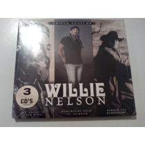 Willie Nelson - Triple Feature [3cd] Hank Williams/cash