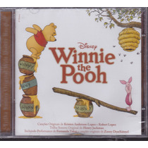 Winnie The Pooh - Cd Trilha Original Walt Disney - Lacrado