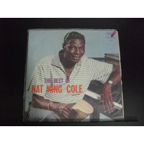 Lp Nat King Cole - The Best Of Ag