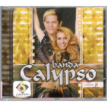 Cd Banda Calypso Volume 8