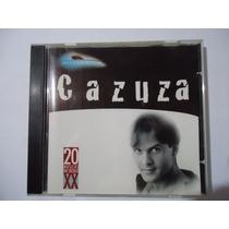 Cd Cazuza Coleção Millennium 20 Músicas Do Século Xx