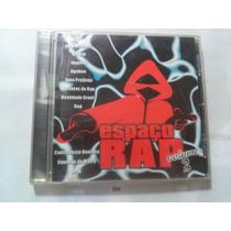 Cd Espaço Rap Vol 3 (original) Frete R$ 8,00