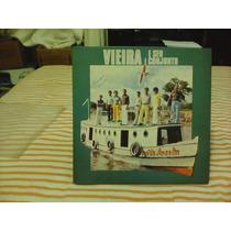 Vieira E Seu Conjunto - Lambadas ... Vol. 2 - Lp Excelente