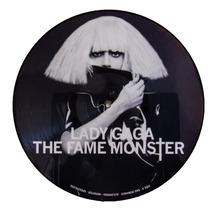 Lp Vinil Picture Disc Lady Gaga The Fame Monster Novo