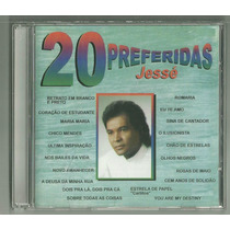 Cd Jessé - As 20 Preferidas (20 Gravações Originais Rge)