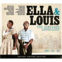Box 6 Cd - Ella & Louis - The Complete Anthology - Novo***
