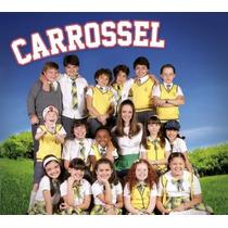 Cd Carrossel - Lacrado - Original - Eliana / Simony /maisa!!