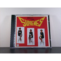 The Supremes - Meet The Supremes Imp Motown Diana Ross Av8