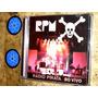 Cd Rpm - Radio Pirata Ao Vivo (1986) C/ Paulo Ricardo