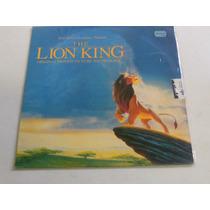 Lp Trilha Sonora Rei Leão Muito Rara The Lion King 1994