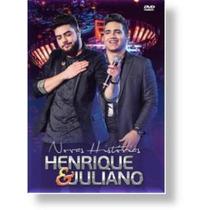 Dvd Henrique E Juliano-novas Historias (lanç Março 2016)