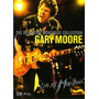 Dvd - Gary Moore - Definitive Montreux Collection (3 Discos)