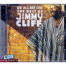 =cd Jimmy Cliff - We All Are One The Best Of