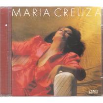 Cd Maria Creuza - Paixao Acesa -1985 -c/ Luiz Carlos Da Vila