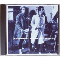 Cd The Style Council - Café Bleu (importado Eur) Paul Weller