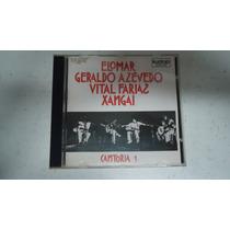 Cantoria 1 Cd Coletanea Musica Brasileira