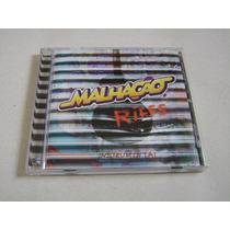 Cd Malhação - Riffs ( Instrumental ) Novo / Som Livre - 2006
