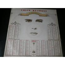 Lp Chico Buarque Almanaque / Horóscopo, Disco Vinil 1982