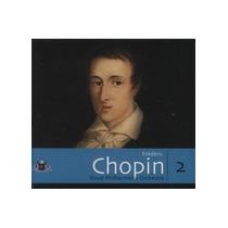 Cd: Coleção Folha De Música Clássica 2 Chopin (seminovo)