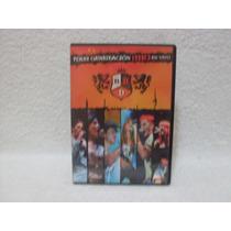Dvd Original Rbd- Tour Generación Rbd En Vivo