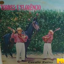 Torres E Florêncio 1959 Cavalo Zaino Lp Mineirinha