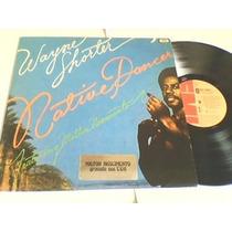 Lp Wayne Shorter Native Dancer - Milton Nascimento Jazz