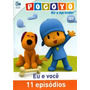 Dvd Pocoyo - Eu E Você Com 11 Aventuras