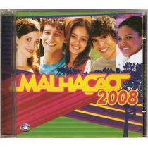 Cd Malhação Nacional 2008 - Novo***