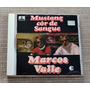 Cd Original - Marcos Valle Mustang Cor De Sangue