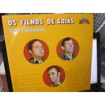 Os Filhos De Goiás, Lp Flor Paraguaia, Sabiá-1982