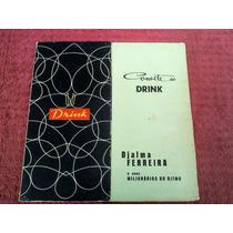 Lp Vinil Djalma Ferreira E Milionários- Convite Ao Drink