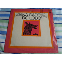 Lp Novela Na Idade Do Lobo Tv Tupi 1972 Sinter Raríssimo