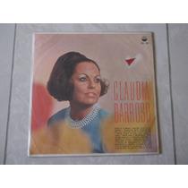 Lp Claudia Barroso: 1967 Primeiro Lp