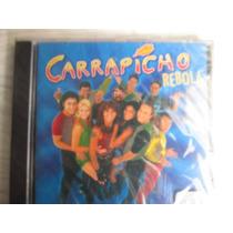 Cd Carrapicho Rebola ,novo Lacrado ! 1997.