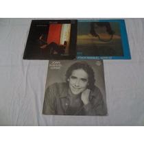 * Lote Vinil Lp - Joan Manuel Serrat - Com 3 Discos
