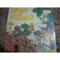 Vinil Discos De Piadas - Volume 1