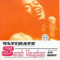 Cd Sarah Vaughan Ultimate